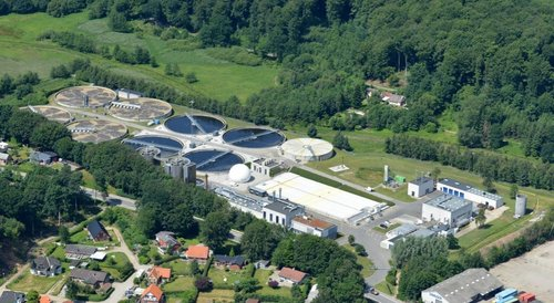 Ecoinnovation grant for Online Measurements of Wastewater Treatment